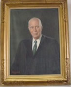 Portrait of Judge Campbell